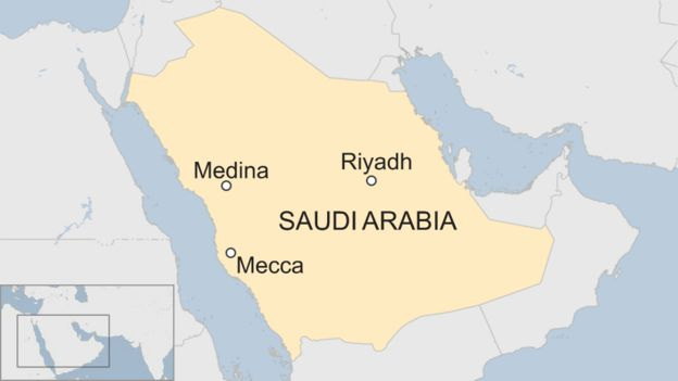 Saudis \'foil suicide attack\' on Mecca\'s Grand Mosque - BBC News