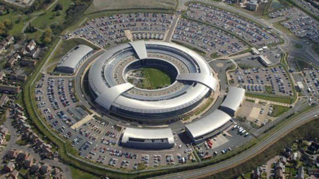 La sede de GCHQ