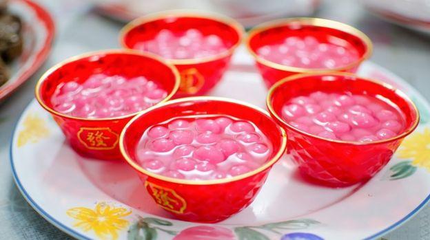 Çin tatlısı