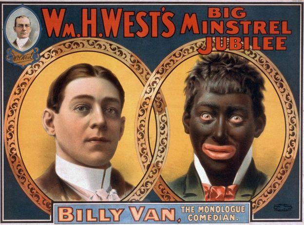 Billy Van, the monologue comedian, 1900.