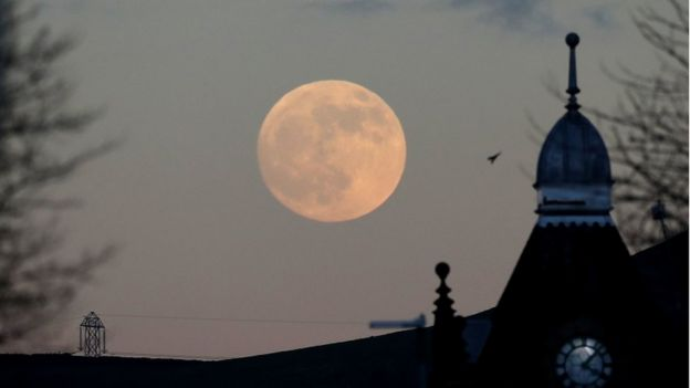 चन्द्रमा