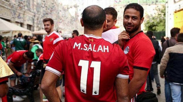 Mısırlı taraftarlar