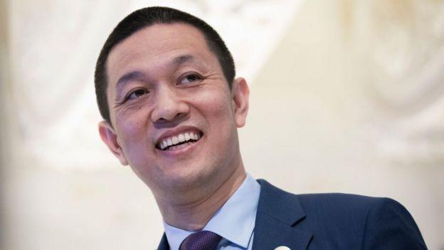 William Li, director ejecutivo y presidente de NIO