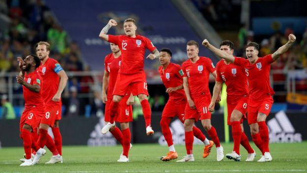 Английская сборная