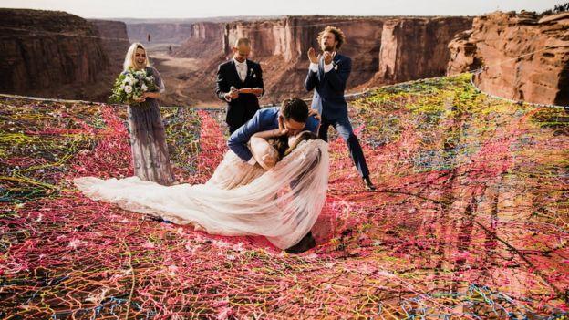 Весілля над прірвою