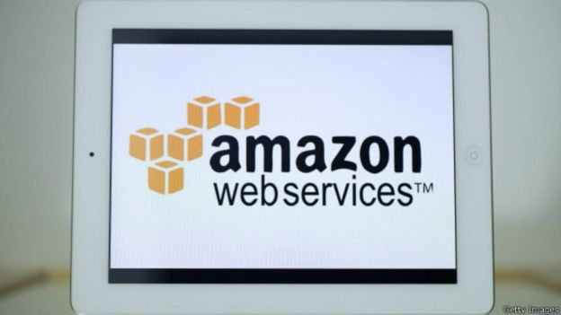 Logo de Amazon Web Serives