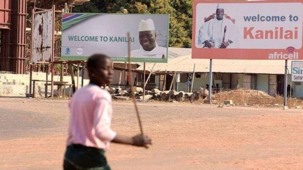 غامبيا