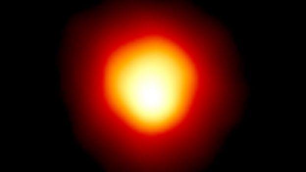 Atmósfera de Betelgeuse