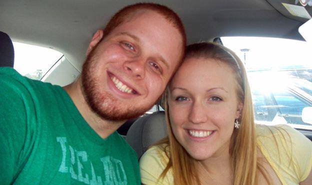 Robert Burton e Melissa Dohme