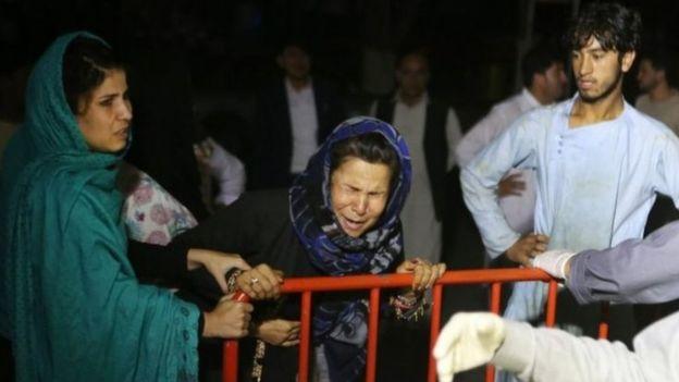 انفجار کابل روز ۱۷ اوت ۲۰۱۹