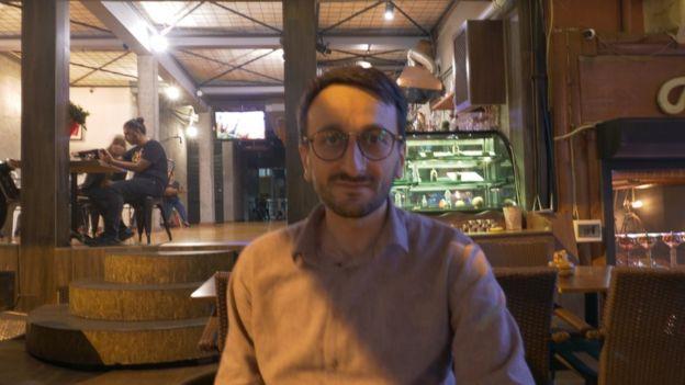 Kudüs TV Haber Müdürü Ramazan Bursa