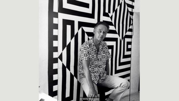 Victor Vasarely en 1960.