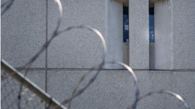 سجن في ولاية لوس أنجلوس في الولايات المتحدة