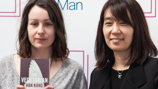 Han Kang's The Vegetarian wins Man Booker International