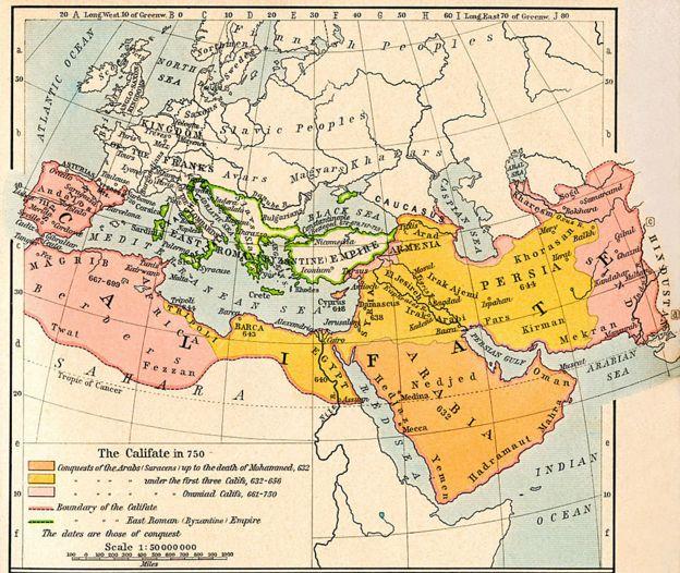 Imperio islámico