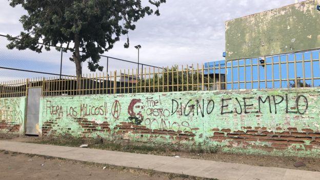 Periferia de Santiago