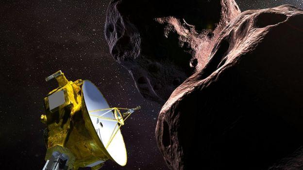 """ناسا تتلقى إشارة من """"أبعد نقطة يستكشفها البشر في الفضاء"""""""