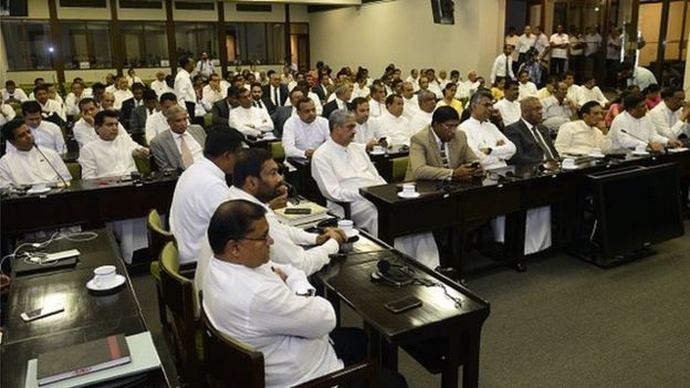 Parliament select committees Sri Lanka