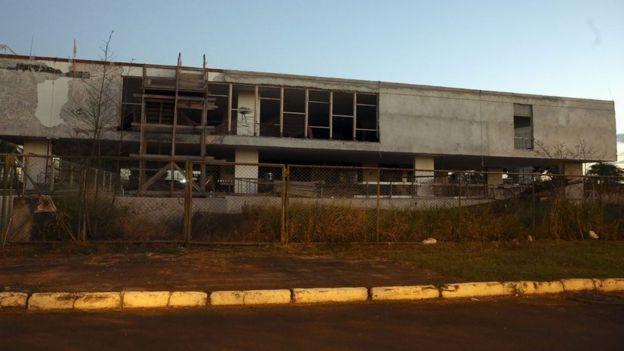 Museu de Arte de Brasília passa por obras