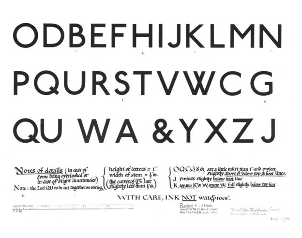 Johnston Sans: The Tube typeface that changed everything