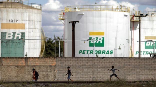 Instalações da Petrobras