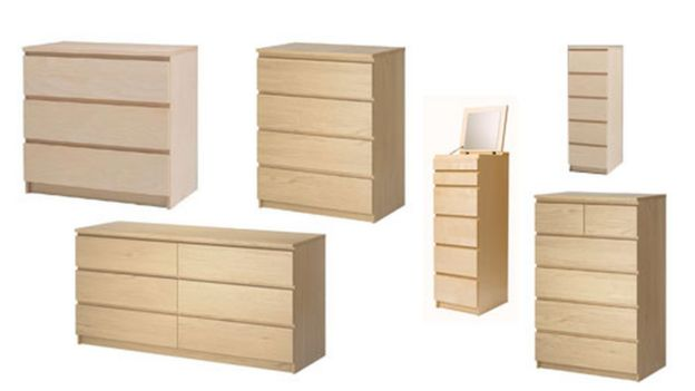 Ikea Malm Credenza : Ikea us relaunches furniture recall after child dies bbc news