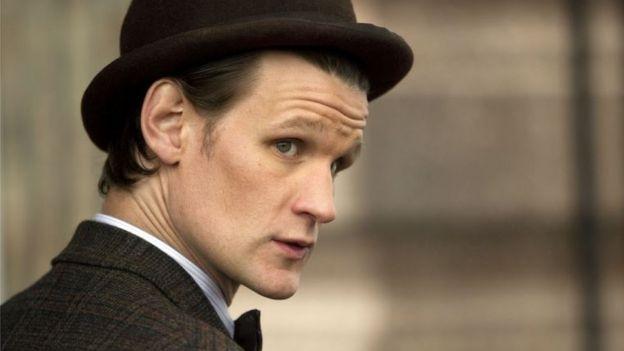 Matt Smith fue Dr Who, el personaje de una de las series de ciencia ficción más exitosas de la BBC Foto: BBC/Adrian Rogers