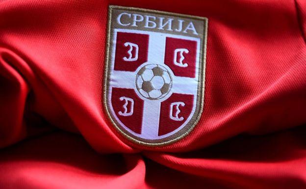 Camiseta de Serbia
