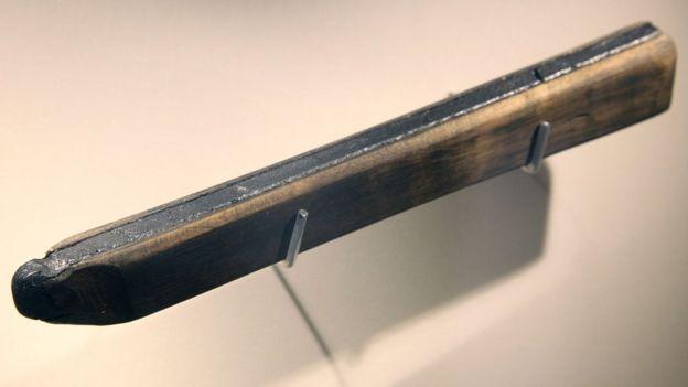 El lápiz más antiguo conocido del mundo