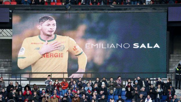 Emiliano Sala.