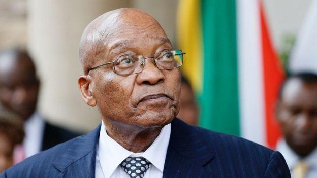 Madaxweyne Zuma