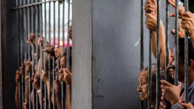 Presos foram transferidos para a Cadeia Pública de Manaus, reativada para receber quem foi transferido após massacre no Compaj