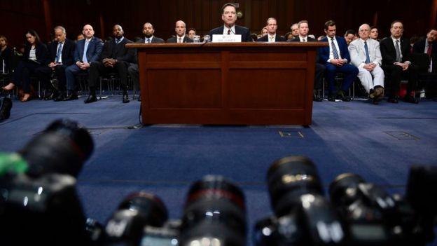 Durante muchos meses el Congreso estadounidense realizó audiencias por la investigación sobre la supuesta interferencia de Rusia en las elecciones de 2016.
