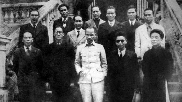 Chính phủ Việt Nam Dân chủ Cộng hòa