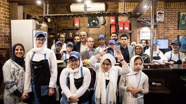 کافه دانتیسم یازدهم اردیبهشت در شمال تهران افتتاح شد