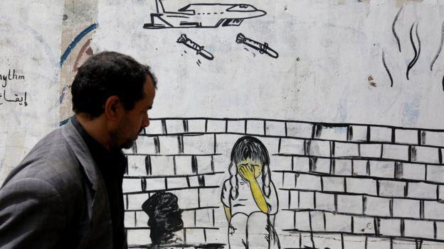Families of Yemen bus strike victims despair at global response