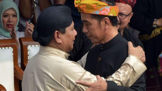 Prabowo-Jokowi