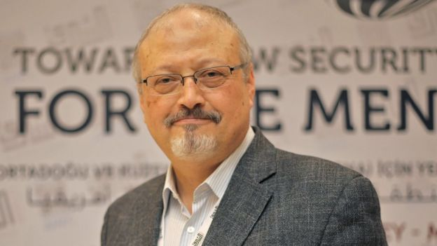 Saudi journalist Jamal Khashoggi. File photo