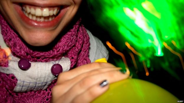 How dangerous is laughing gas? - BBC News