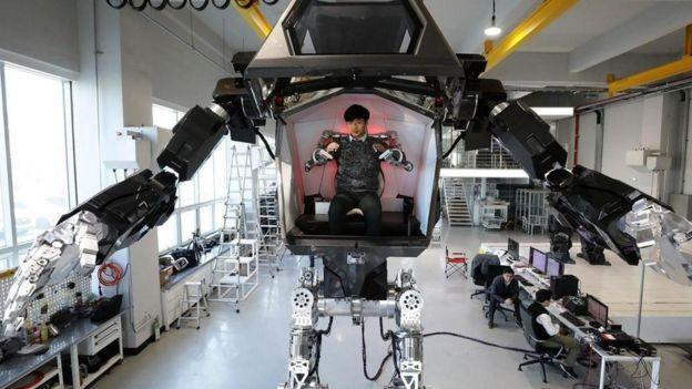 El robot bípedo Method-2