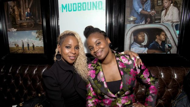 Mary J. Blige (left) and Dee Rees