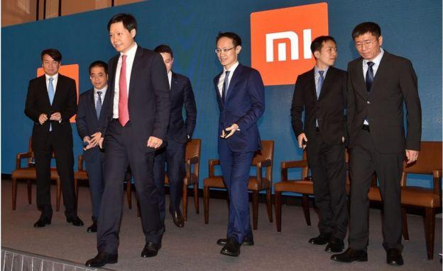 6月23日,小米在香港四季酒店召開全球發售新聞發佈會