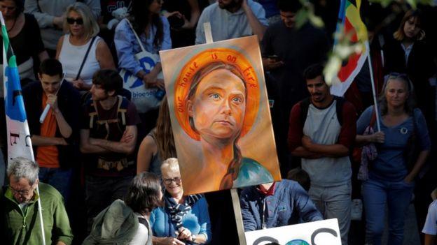 Почему всех так взбудоражила речь экоактивистки Греты Тунберг в ООН