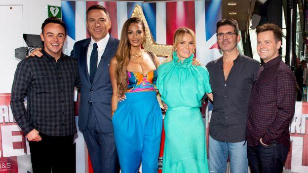 Britain's Got Talent judges and hosts 2020