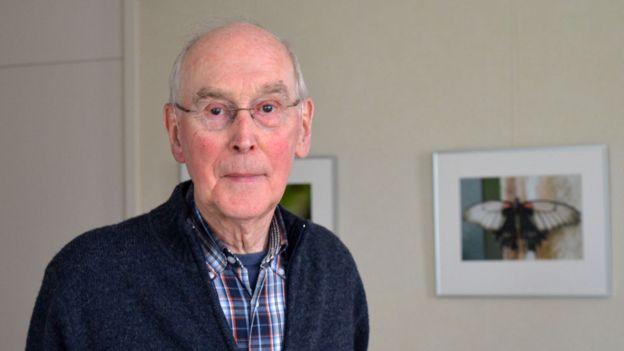 91-летний Хенк Брукхаузен