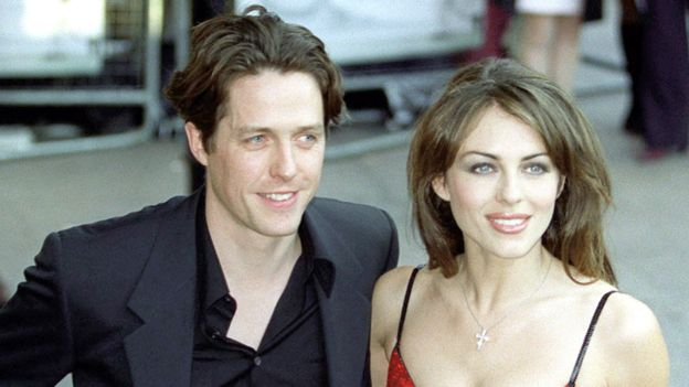 hugh grant to marry for the first time bbc news
