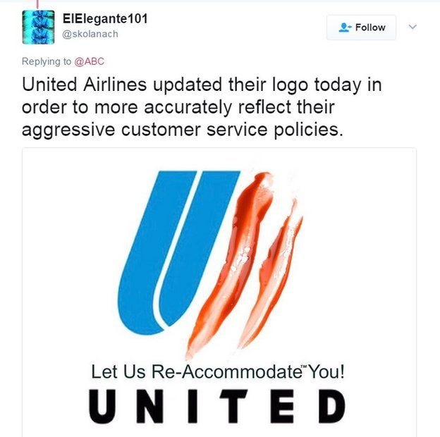 Not So Friendly Skies United Airlines Public Relations Disaster Bbc News