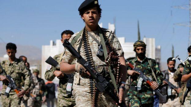 Saudi Berhasil Cegat Rudal dari Pemberontak Yaman