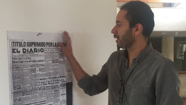 Diario censurado