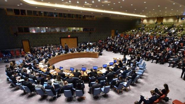 جلسه شورای امنیت با یک دقیقه سکوت به احترام کشته شدگان غزه شروع شد